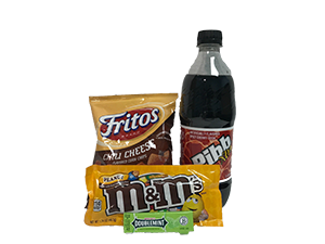 Fritos Afternoon Refreshment Pack