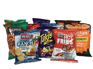 Spicy Chips Variety Pack 10ct