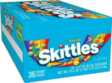 Skittles Tropical 2.17 oz/36 ct Box