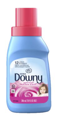 Downy Ultra Liquid Fabric Softener 10 oz