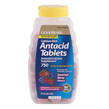 GoodSense Antacid Tablets Extra Strength 96ct