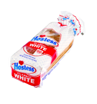 Hostess Fresh White Bread 20 oz