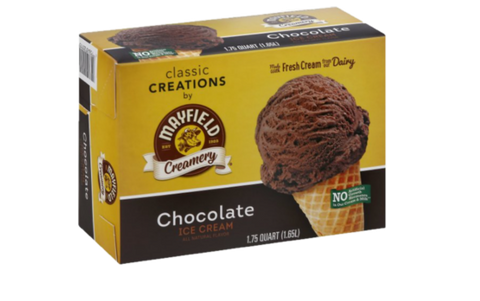 Mayfield Chocolate Ice Cream