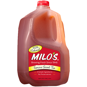 SOLD OUT Milo's Sweet Tea Gallon