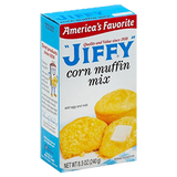 Jiffy Cornbread Muffin Mix 8.5oz