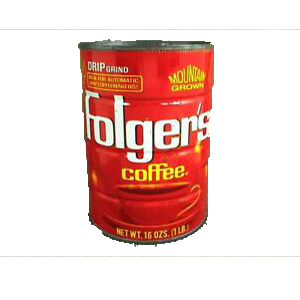 Folgers Classic Roast Ground Coffee 11.3oz