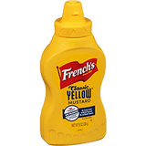 French's Classic Yellow Mustard Squeeze Bottle 8oz