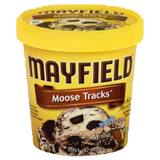 Mayfield Moose Tracks Ice Cream Pint