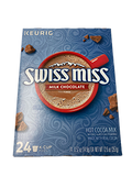 Swiss Miss Milk Chocolate Hot Cocoa Mix Kcup 24ct