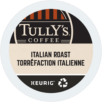 Tully's Italian Roast K-Cup 24 ct