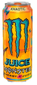 Monster Khaotic 16 oz