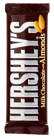 Hershey's Almond Bar 1.45 oz