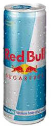 Red Bull Sugar Free Can 8.4 oz
