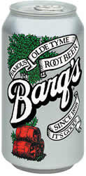 Barq's Root Beer Can 12 oz