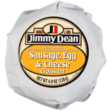 Jimmy Dean Croissant Sausage, Egg & Cheese 4.5 oz