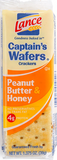 Lance Captain's Wafers PB & Honey 1.375 oz