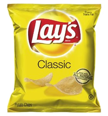 Lay's Classic SS 1 oz