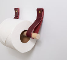 Load image into Gallery viewer, Toilet Paper Holder Kit [Flat End]