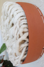 Load image into Gallery viewer, KOMONDOR - Terracotta & Fiber Wall Sculpture