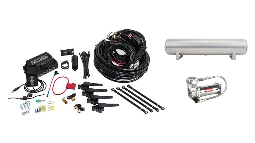Air Lift 3H Complete Air Suspension Kit With Management