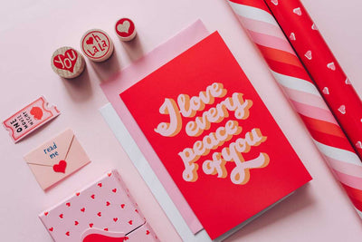 7 Free Download Tropical and Fun Valentine's Day Cards [Also Printable]