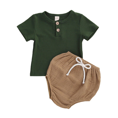 Casual Baby Boy Set Tropical BLVD Fashion TropicalBlvd