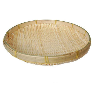 Handmade Bamboo Basket Tropical BLVD Fashion TropicalBlvd