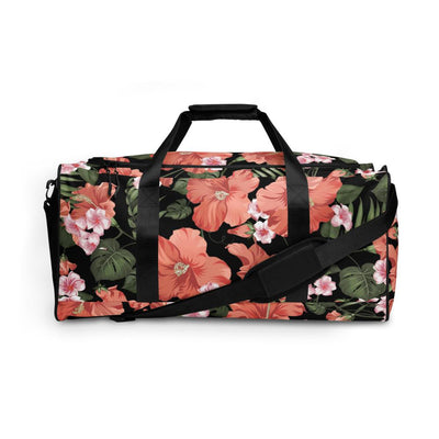 Hawaiian Duffle Bag Tropical BLVD Fashion TropicalBlvd