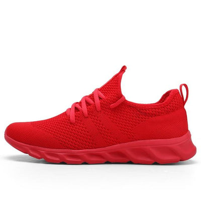 Light Running Sneakers Tropical BLVD Fashion TropicalBlvd Red 13