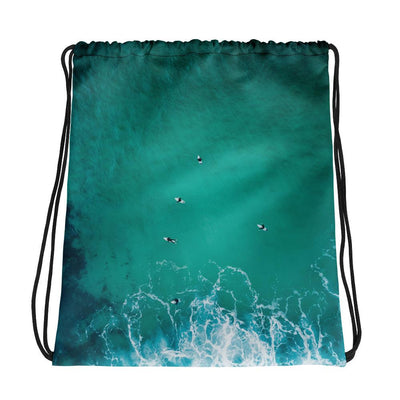 Surf Drawstring Bag Tropical BLVD Fashion TropicalBlvd
