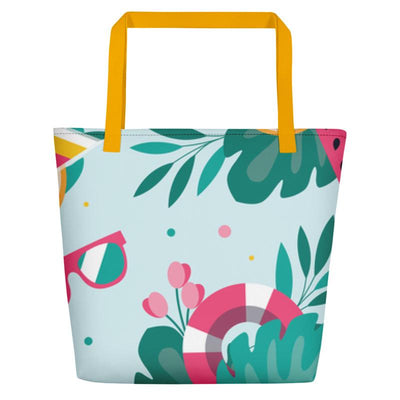 Watermelon Refresher Beach Bag Tropical BLVD Fashion TropicalBlvd