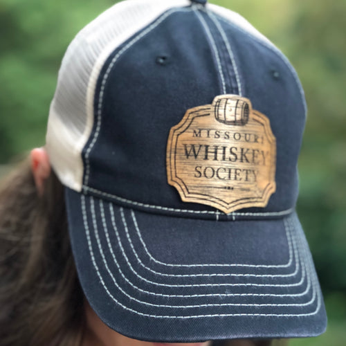 MWS Barrel Patch Trucker Hat - Slim
