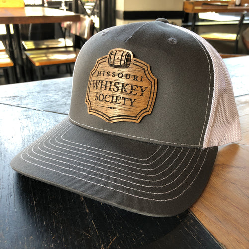MWS Barrel Patch Trucker Hat