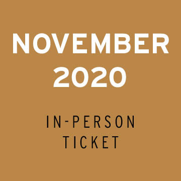 November Meeting Ticket (In-Person)