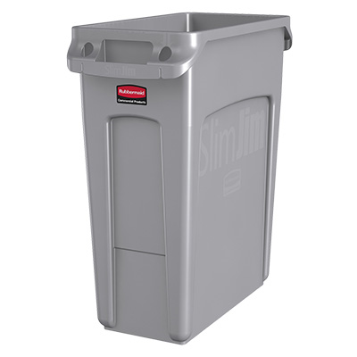 TRASH RECEPTACLE/BIN | INDOOR 16gal.