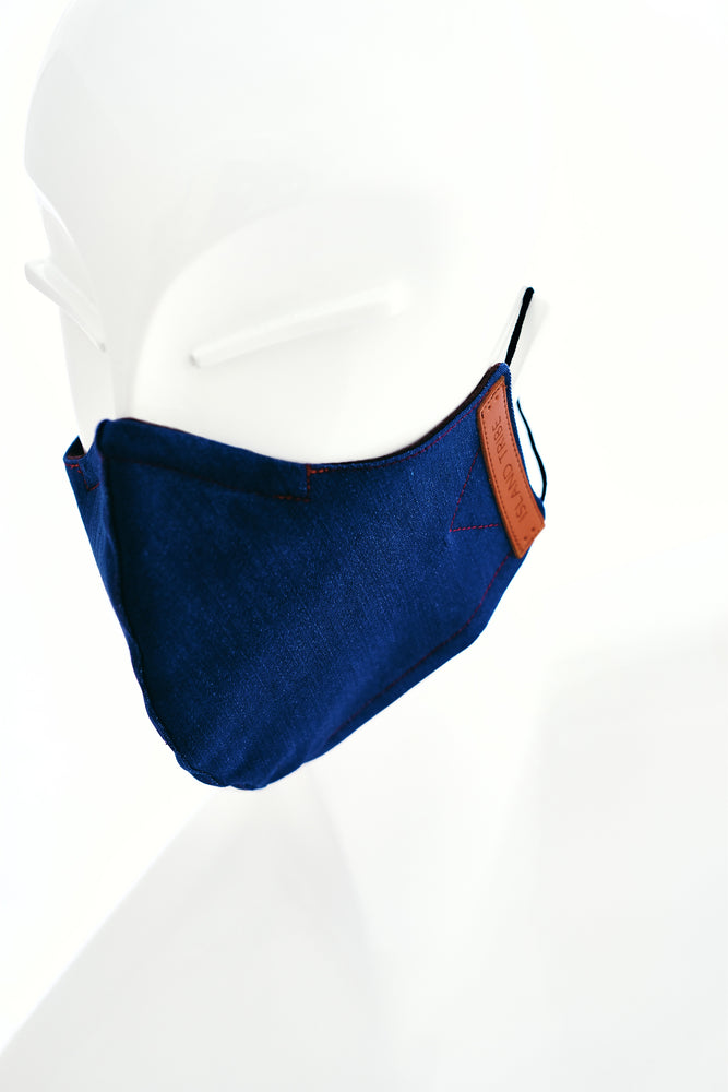 Marley Denim Mask