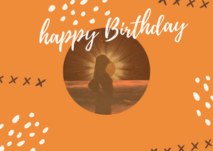 Island Tribe - BIRTHDAY GIFT CARD - Island Tribe