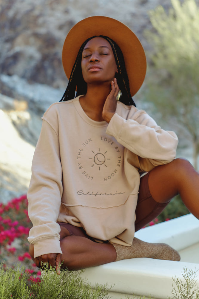 Live by Sun Sweatshirt