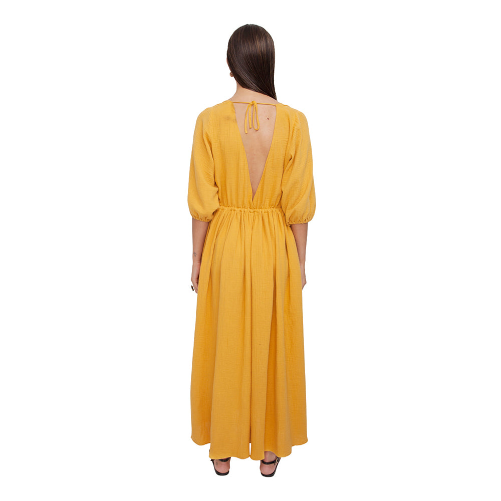 alejandra maxi dress