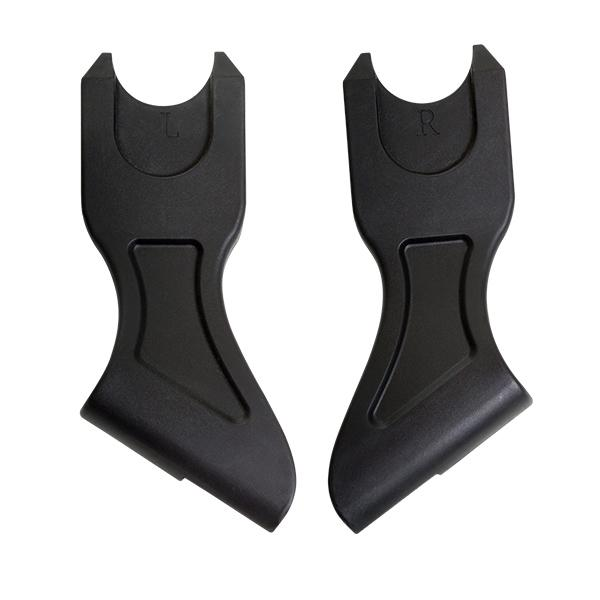 phil&teds TS26 car seat adaptor set front on view_default