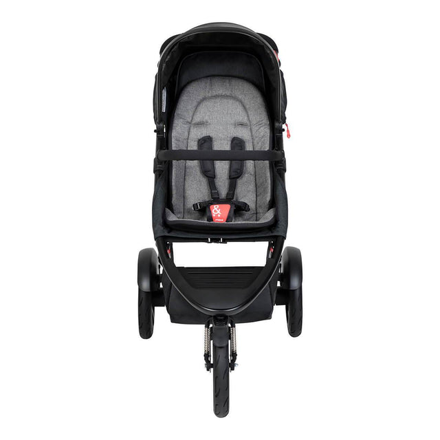 dash™ stroller with FREE double kit & lazyted