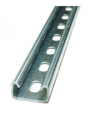 Delta 41x21 Strut Channel (3mtr/length)