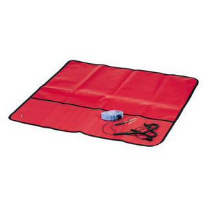 Techni-Stat Field Service Kit Anti-Static 24 x 24 in. Red