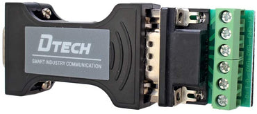 DTECH RS232 to RS485 / RS422 Serial Converter
