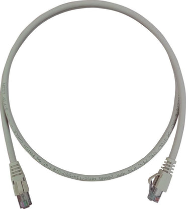 Titan CAT6 patchcord 0.5 metre, Grey