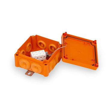 Ensto E90 Fire protection junction box (100x100x53.5mm)