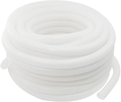 Gepico medium gauge PVC flexible conduit (25m/roll)