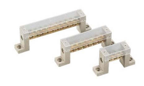 LKC Raised Insulated Terminal Connector Strip (12 Way)