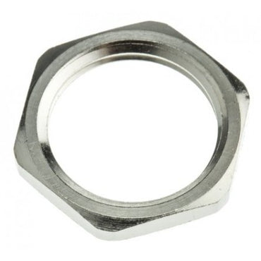 Hawke Locknut Metric & NPT Nickel Plated