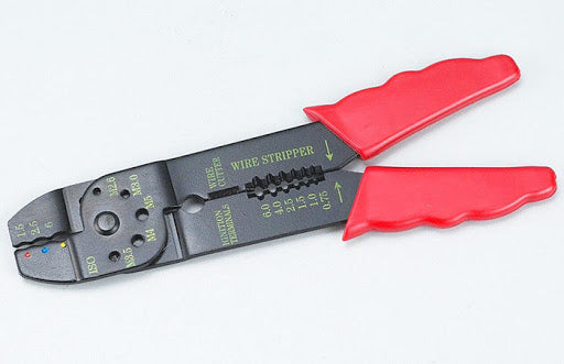 MG 0.5-6.0mm2 Multifunctional Insulated Terminal Crimper